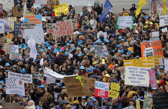 Učiteljice plaču od muke: Nezadovoljni predlogom vlade u vezi povećanja plata 3