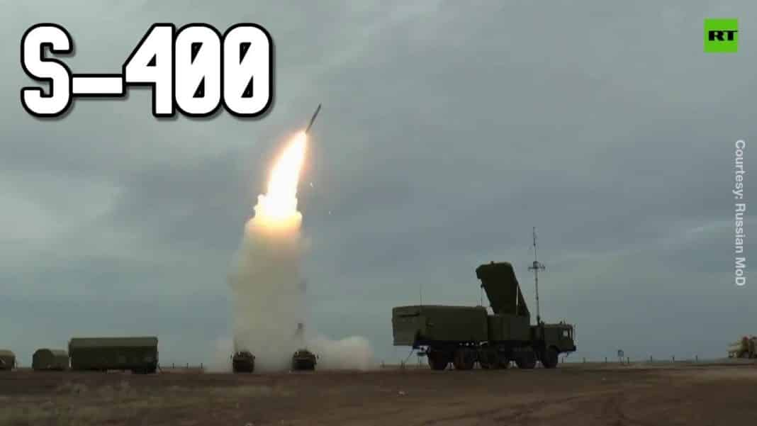 AMERIKANCI PRAVE POSEBNU VOJSKU ZA UNIŠTENJE S-400 I S-500! 1