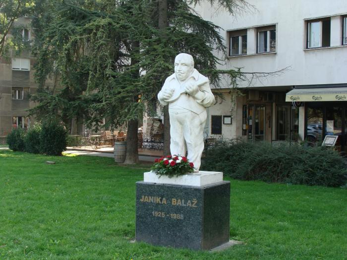 Na današnji dan rođen Janika Balaž 1
