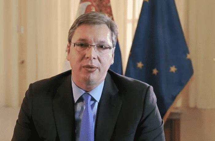 VUČIĆ TVRDI: Migranti neće ostati u Srbiji sve dok plata ne bude 1.000 evra 1