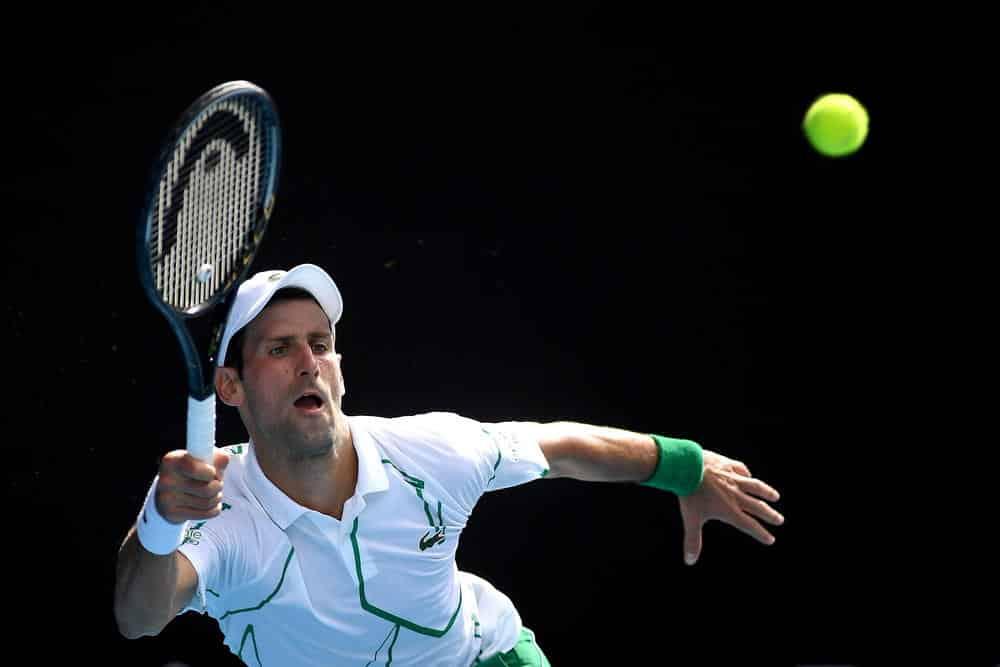 NOVAK RUTINSKI PROTIV NIŠIOKE: Uradio nešto što još nije viđeno na teniskim terenima! (VIDEO) 1