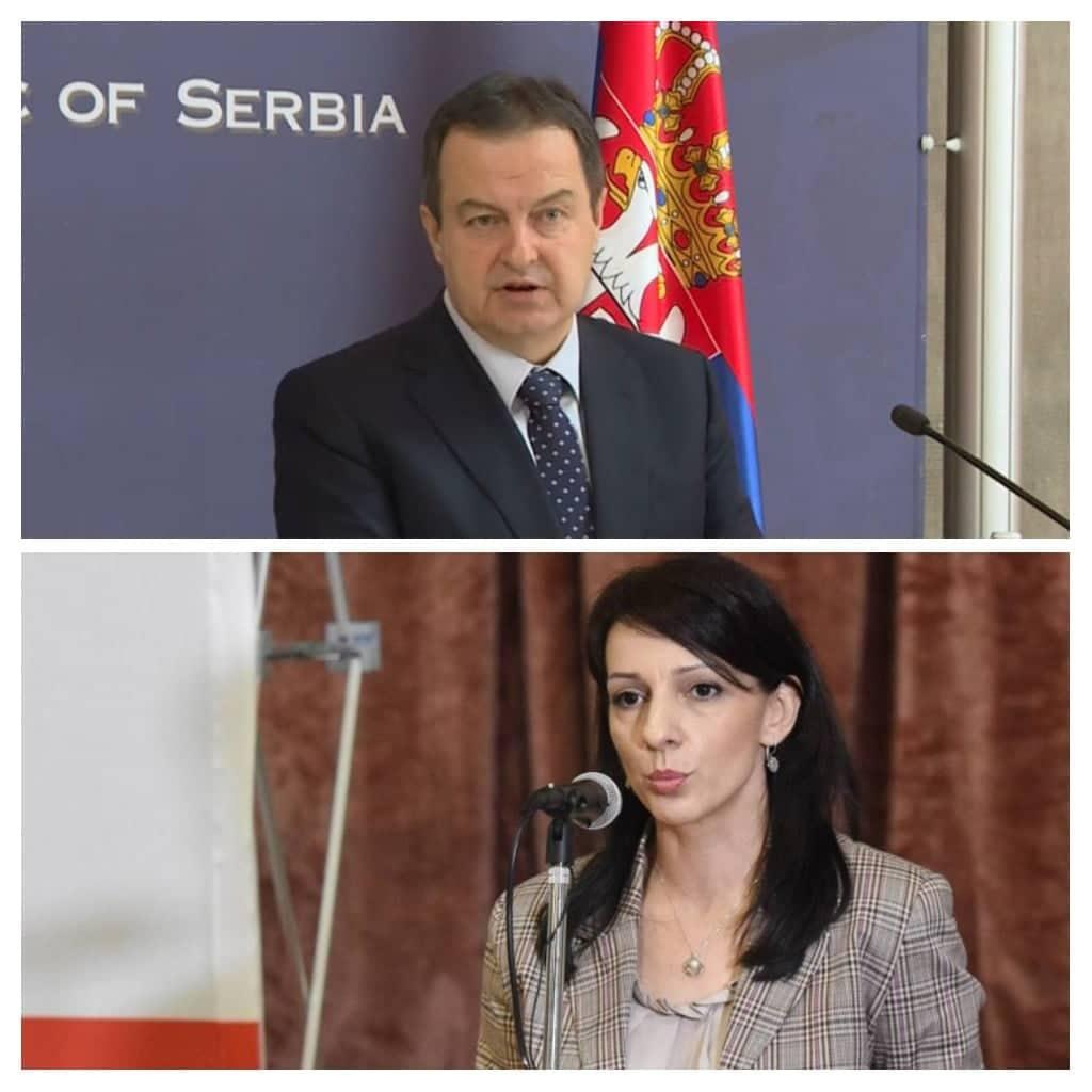 IVICA DAČIĆ: Marinika Tepić nanela štetu Srbiji 1