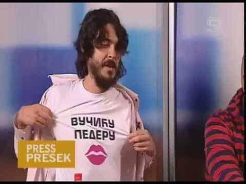 Novinar Tomislav Lovreković organizuje protest protiv gradonačelnika Novog Sada 1
