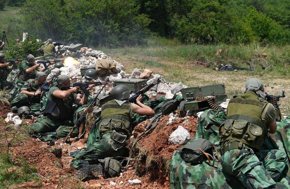 PRIČA O HEROJIMA NA BRANIKU OTADŽBINE: Dokumentovana bitka na Košarama (FOTO/VIDEO) 1