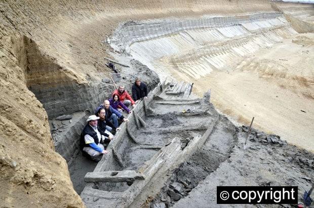 SRPSKI ARHEOLOZI U ČUDU: U sloju starom 70 000 godina pronađena rečna flota! (FOTO/VIDEO) 1