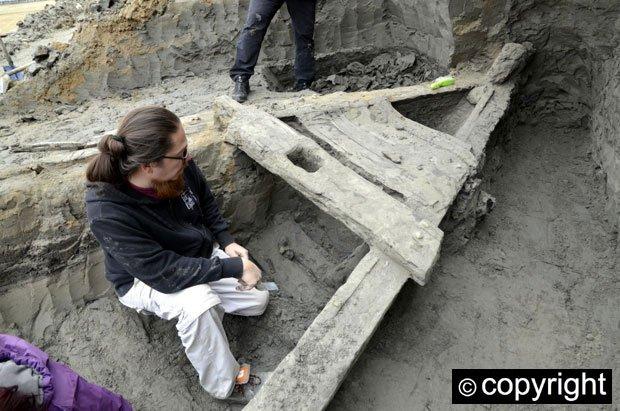 SRPSKI ARHEOLOZI U ČUDU: U sloju starom 70 000 godina pronađena rečna flota! (FOTO/VIDEO) 2