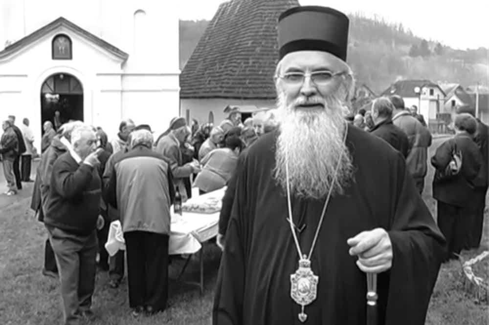 TUŽAN DAN ZA SRBIJU: Preminuo episkop valjevski Milutin 1