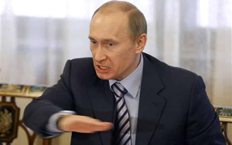 NE DOLAZI ZBOG IZDAJE: Putin otkazao dolazak u Srbiju! 1