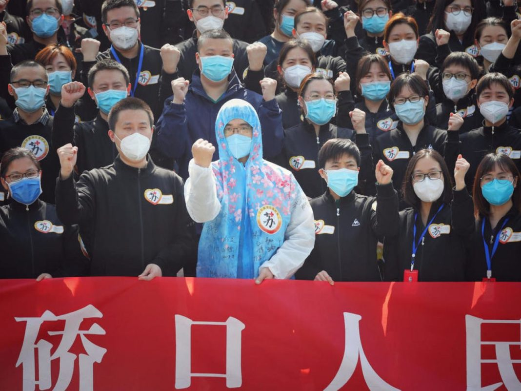 UDARNA VEST: Kina proglasila kraj epidemije korone 3