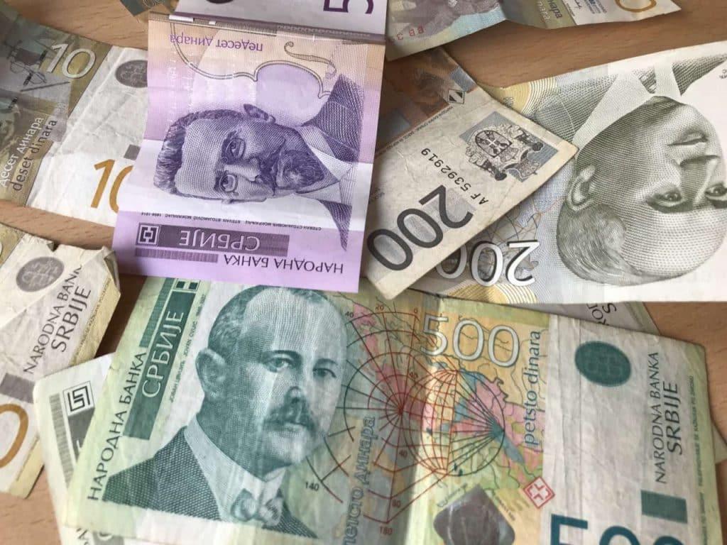 dinar,