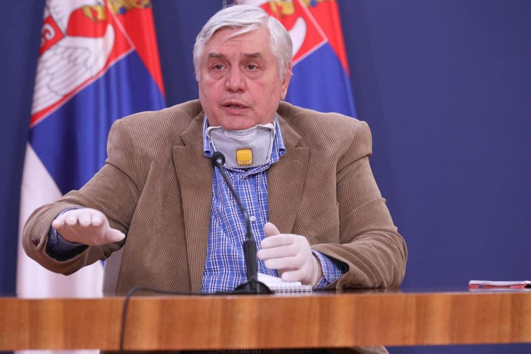 TIODOROVIĆ ŠIRI PANIKU: Počeo 3. talas, BLA, BLA, BLA! 1