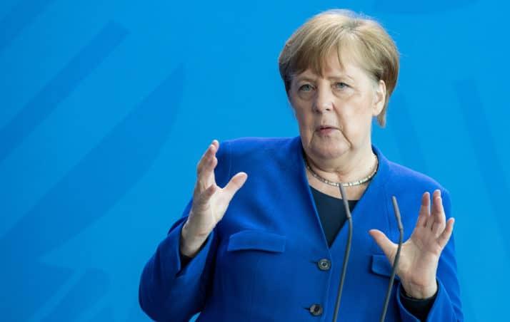 DRAMA U EU: Merkelova u svađi sa Kurcem! 1