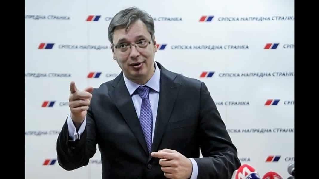 """VUČIĆ I PROTIV TRAMPA: """"Preseljenje ambasade nije konačno"""" 1"""