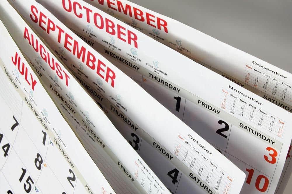Kalendar,
