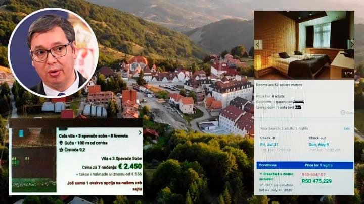 SRBIN MORA BITI DEJVID KOPERFILD DA SA SVOJIH 300E LETUJE: Na Kopaoniku 4.000 evra, u Guči za 2.500! 1