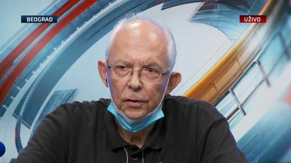 DR KON: U svim previranjima, Jevreji su krivi za sve, na Balkanu tu ulogu imaju Srbi 3