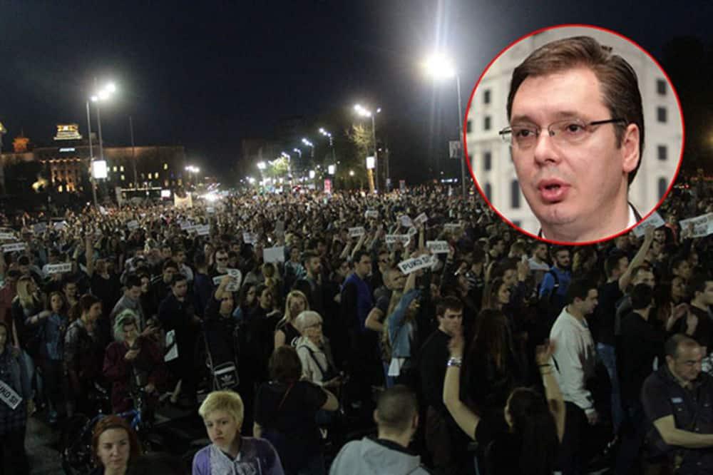 """""""Tajne optužnice su spremne, ovo je datum Vučićevog pada""""! 1"""
