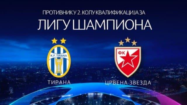 HAOS PRED ZVEZDINU UTAKMICU U TIRANI: Albanci počeli da prete Srbima ubistvima! 1