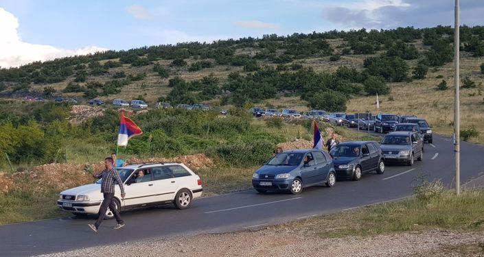 U ODBRANI SVETINJA: Najveća auto-moto litija kreće iz Beograda do Crne Gore 1