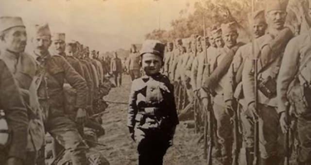 IMAO JE 8 GODINA: Najmlađi srpski vojnik prešao Albaniju i postao heroj 1