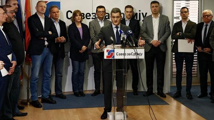 """""""Opozicija će imati zajedničkog predsedničkog kandidata"""" 1"""
