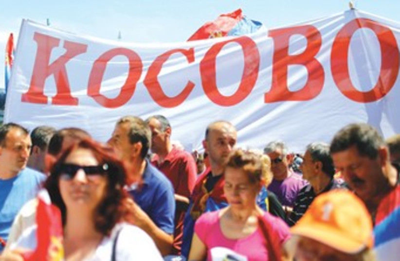 Jerusalem post: Kosovo i Srbija - greška Izraela na Balkanu 1