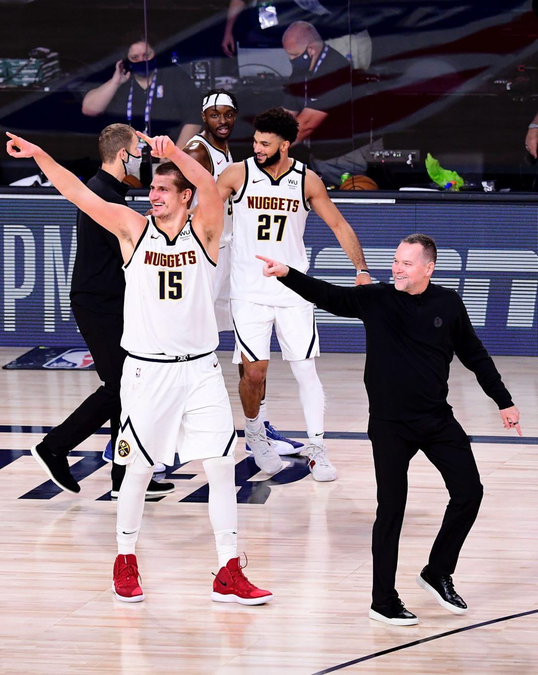 ISTORIJSKO VEČE: Neverovatni Jokić odveo Denver u finale konferencije NBA lige! (VIDEO) 1