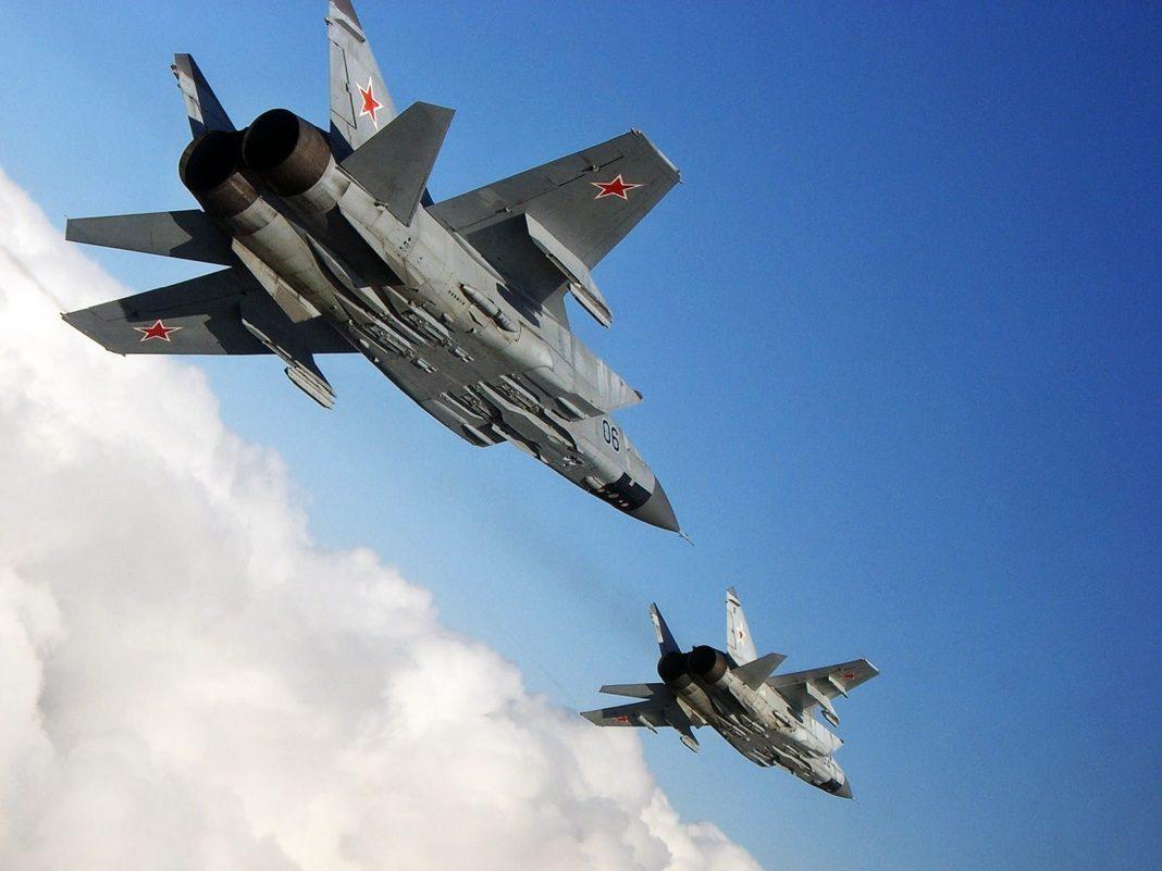 Odgovor na provokaciju: Ruski migovi otpratili Američke bombardere! 1