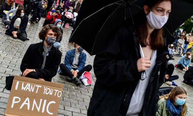 GARDIJAN OTKAZAO POSLUŠNOST: 6 miliona ljudi na protestima, COVID 19 je maska! OVO SU PROBLEMI KOJE SVETSKE VLADE KRIJU! 3