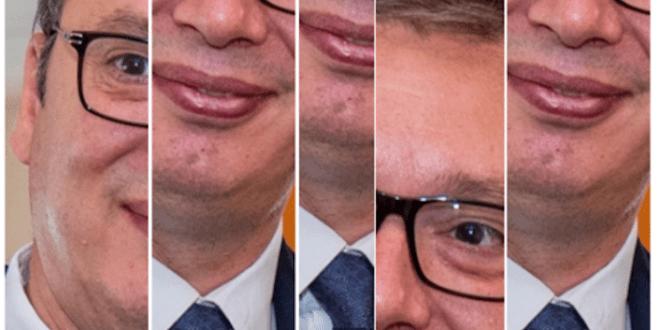 OTKRIVAMO: Zašto Vučić nije u ludnici? Evo kako su ga zvali kad je bio MALI i šta mu je baba radila! 1
