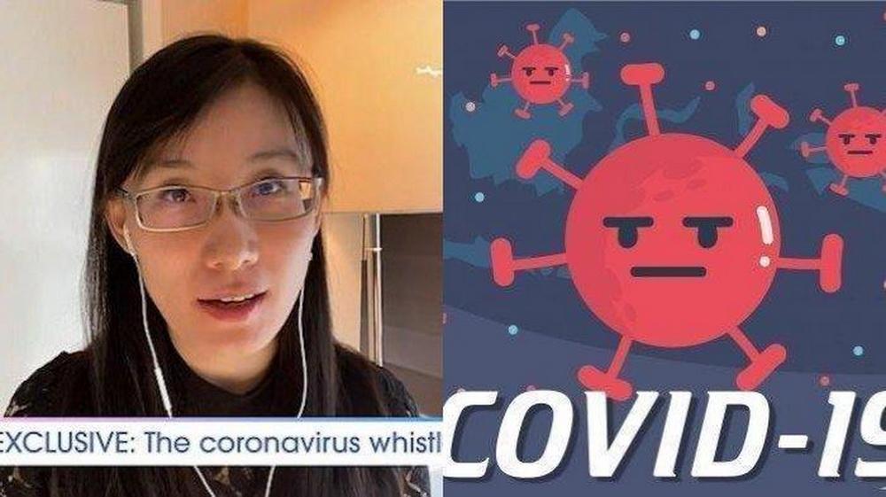 DA LI ĆE ISPOVEST OVE ŽENE PROMENITI ISTORIJU? Doktorka Li Meng Jan kaže da IMA DOKAZE DA JE KORONU NAPRAVIO ČOVEK! 1