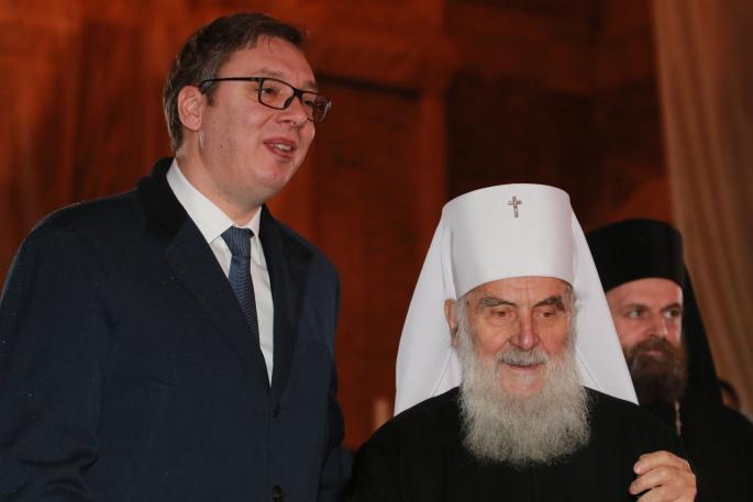 SASTALI SE: Vučić i Irinej o dogovoru za Kosovo i Metohiju! 1