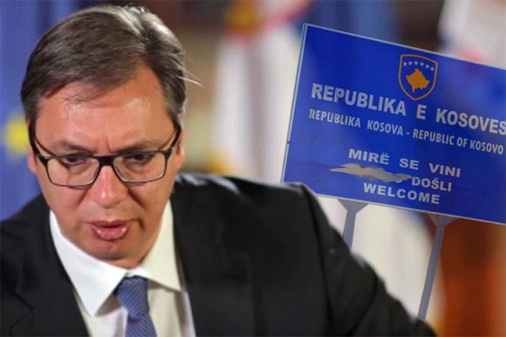 (VIDEO) VUČIĆ: Kosovo nije vekovna srpska zemlja i niko normalan ne bi živeo u toj Đakovici… 1