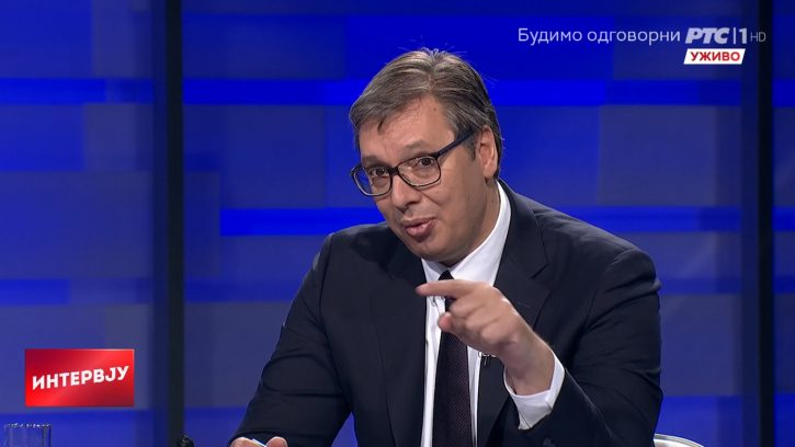 HIT: Vučića kandidovali za direktora RTS! 9