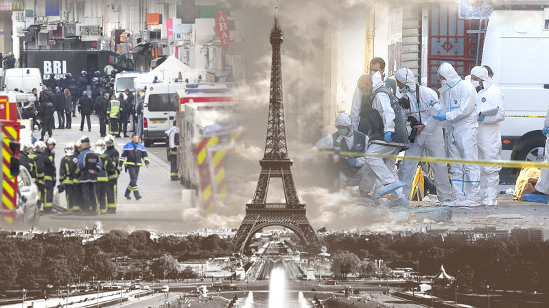 UHAPŠEN TERORISTA: Francuska policija uhvatila saučesnika u napadu! 1