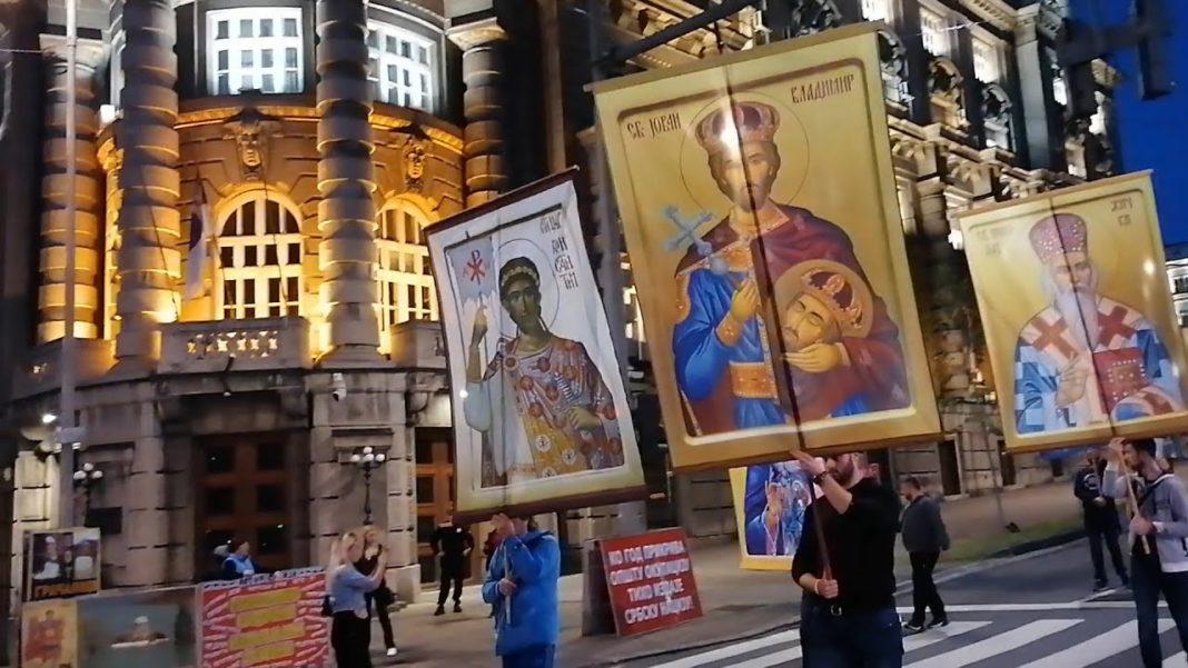 CRNOGORSKI RECEPT: SPC ODOBRILA, Srbija se digla, KRENULE LITIJE! 1