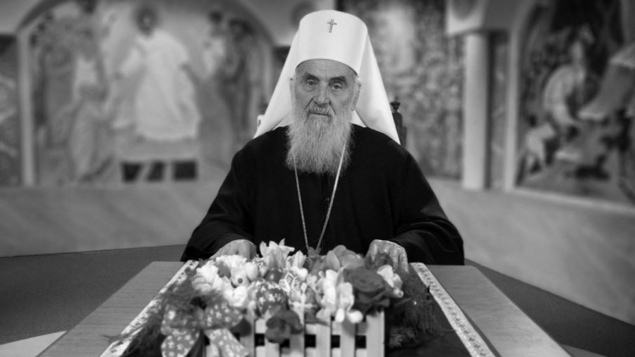 SAHRANJEN PATRIJARH: Njegov Bog bio je Bog mira (VIDEO) 1