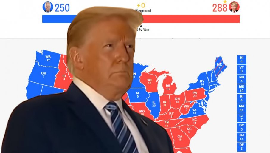 TRESE SE AMERIKA: Tramp doneo odluku koju niko nije očekivao! 1